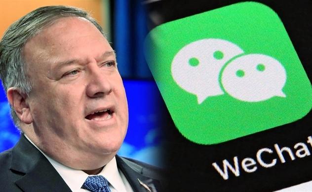 """Mỹ đẩy mạnh chiến dịch thanh trừng các ứng dụng """"không đáng tin cậy"""" của Trung Quốc"""