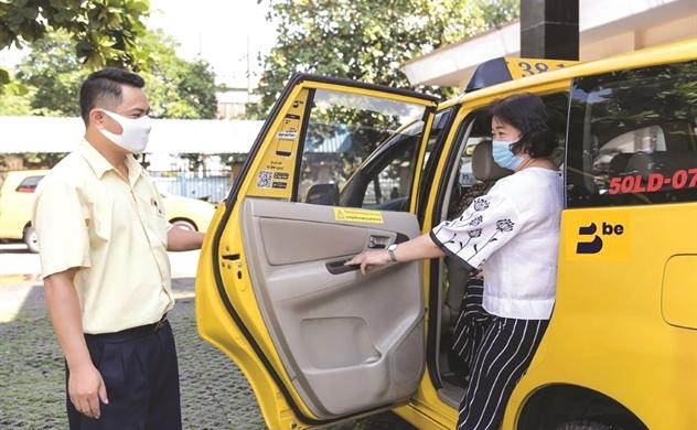 Khúc cua công nghệ của taxi truyền thống