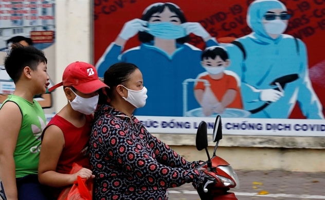 Vietnam's Covid-19 patient tally hits 784, with 34 new cases