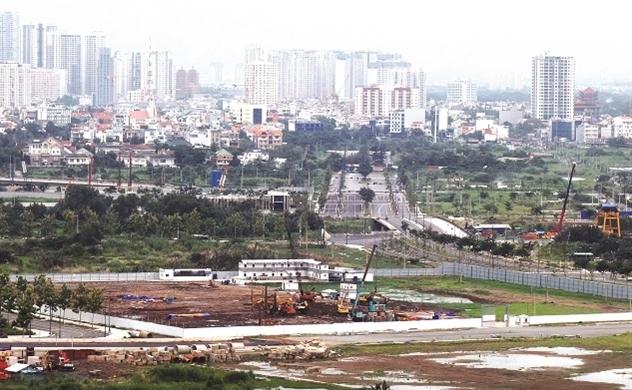 Hết thời đổi đất lấy hạ tầng