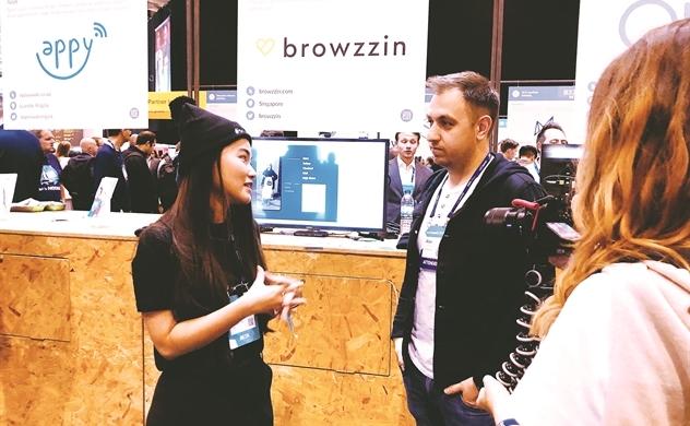 Browzzin  A.I trong thời trang