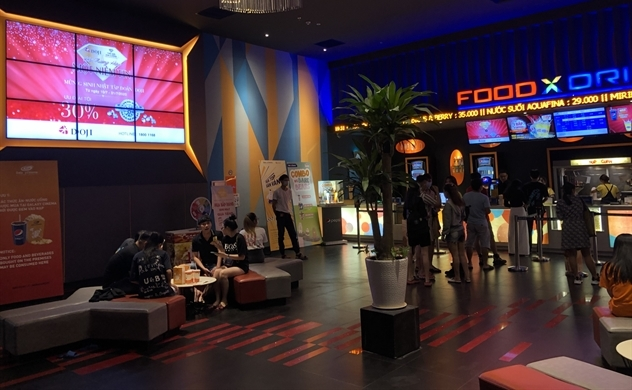 Galaxy đón đầu xu hướng phục vụ khán giả xem phim hay từ nhà đến rạp