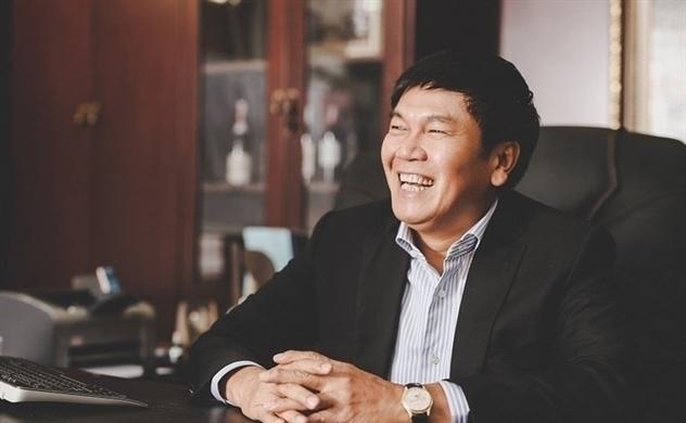 Cổ phiếu HPG bứt phá, tài sản của tỉ phú Trần Đình Long tăng mạnh