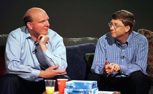Những người giàu nhất thế giới mất bao lâu để trở thành tỉ phú?
