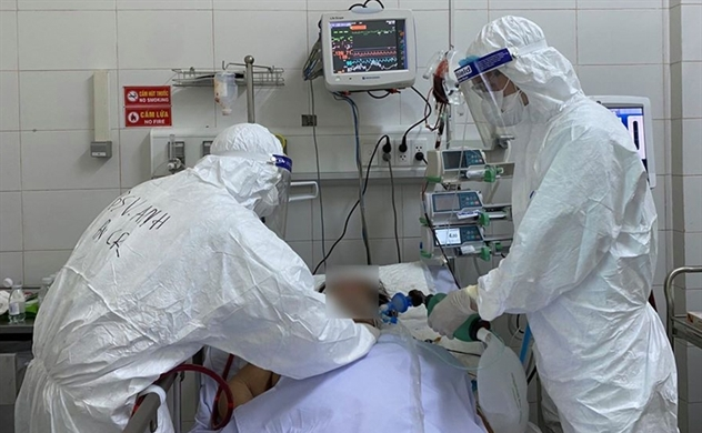 Covid-19-related deaths rise to 17, infections hit 866 in Vietnam