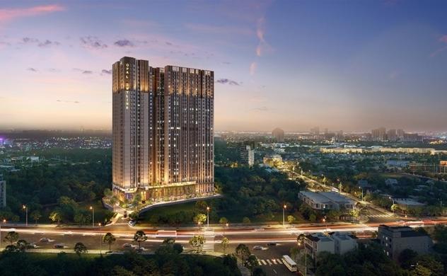 Opal Skyline- biểu tượng kiến trúc của Thành phố mới Thuận An