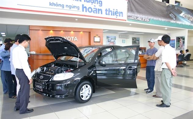 Kịch bản nào cho thị trường ô tô vào cuối năm?