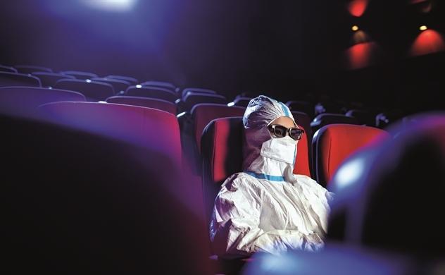 """Rạp phim trong """"thảm họa virus"""""""