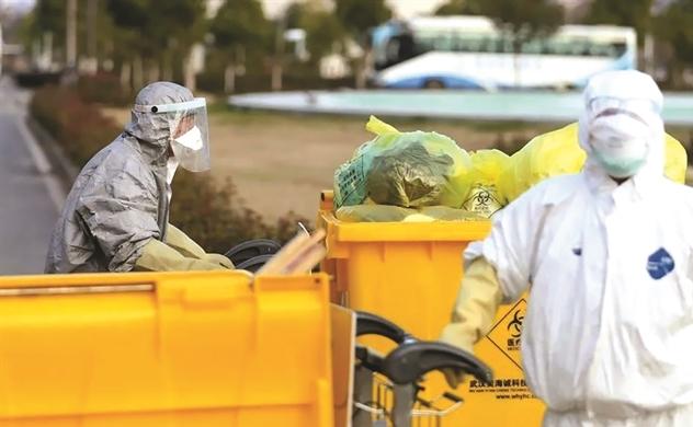 Nhựa sử dụng một lần có ngăn được virus Corona?