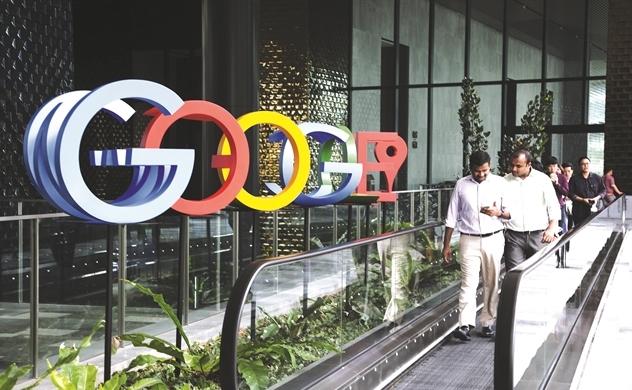 Google khủng hoảng tuổi trung niên
