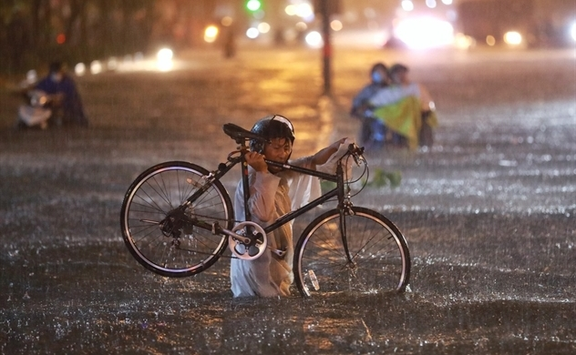 Ho Chi Minh City could suffer up to $1bln infrastructure damage from flooding in 2050