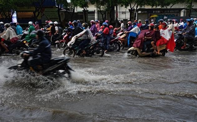 Đông Nam Á phải đối mặt với những tác động nghiêm trọng của biến đổi khí hậu