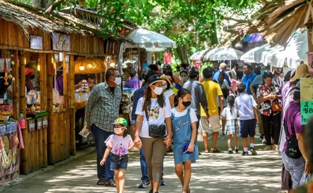 Suy thoái kinh tế ở Thái Lan ngày càng sâu sắc với mức giảm GDP kỷ lục