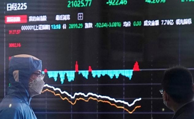 Kỷ nguyên đại dịch COVID-19 thiết lập các tiêu chuẩn mới cho suy thoái kinh tế toàn cầu