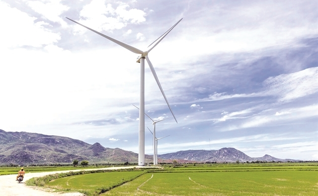 Năng lượng tái tạo hút hàng