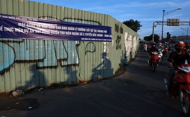 Vietnam cancels ADB loan for Ho Chi Minh City's second metro line