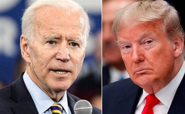 Tổng thống Trump chính thức bước vào cuộc đua với ông Joe Biden