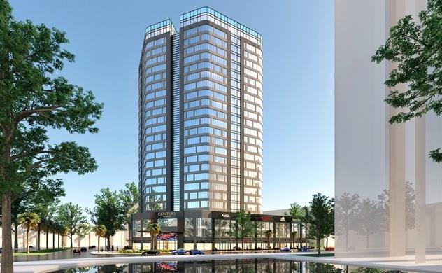 33.000 m2 văn phòng cao cấp sắp gia nhập thị trường Hà Nội
