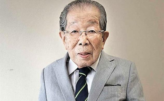 Bí quyết sống thọ của một bác sĩ Nhật - người sống đến 105 tuổi