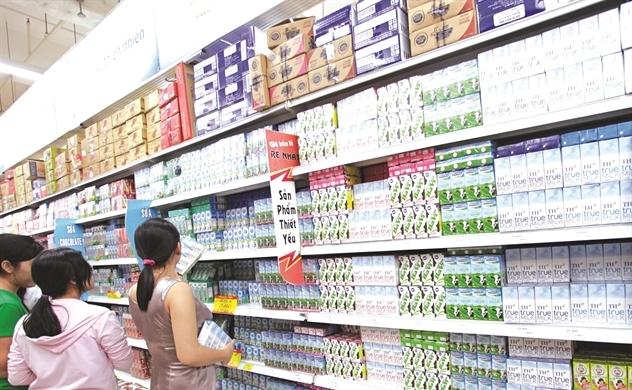 Thế trận mới trong ngành sữa