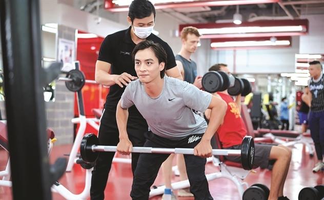 Fitness ngược dòng mùa dịch
