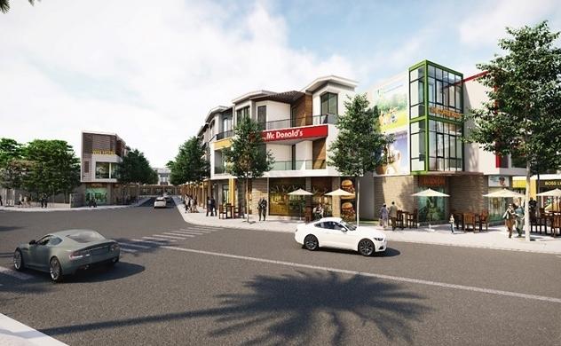 """Lavela Garden - Dự án nhà phố shophouse """"hiếm"""" tại  Bình Dương"""