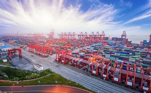 Xuất khẩu tháng 8 của Trung Quốc vượt kỳ vọng