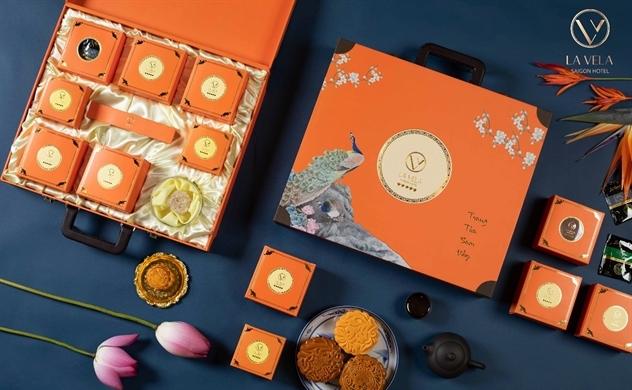 Khách sạn La Vela Saigon ra mắt bộ sưu tập bánh trung thu