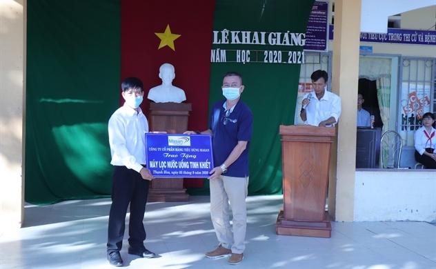 Tập đoàn Masan hỗ trợ hơn 12 tỉ đồng cho các hoạt động an sinh xã hội