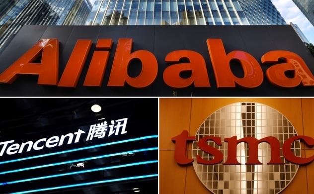 Alibaba và Tencent leo lên hàng ngũ có thu nhập cao nhất châu Á