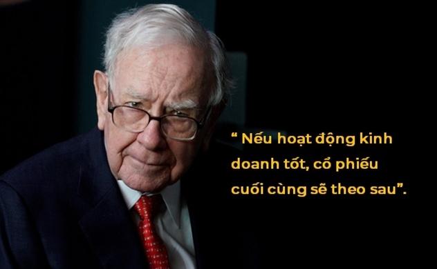 Những nguyên tắc đầu tư mà tỉ phú Warren Buffett luôn tuân theo