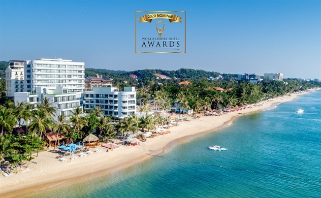 Sunset Beach Resort & Spa nominated 3 awards at World Luxury Hotel Awards 2020