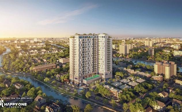 Không gian sống tinh tế tại khu căn hộ trung tâm HAPPY ONE – Premier