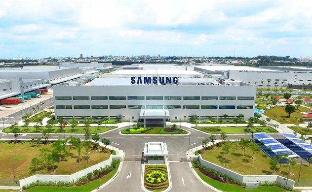 Ho Chi Minh City requests tax incentives for Samsung subsidiary