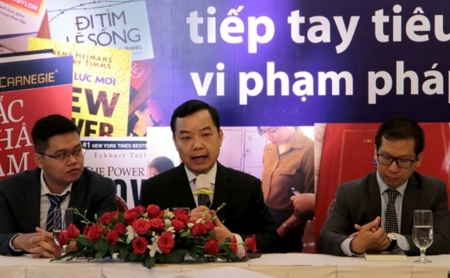 Vietnamese publisher sues Lazada over pirated book trading
