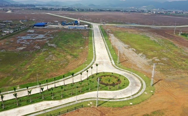 Thai developer to build 1,300ha industrial parks in Thanh Hoa