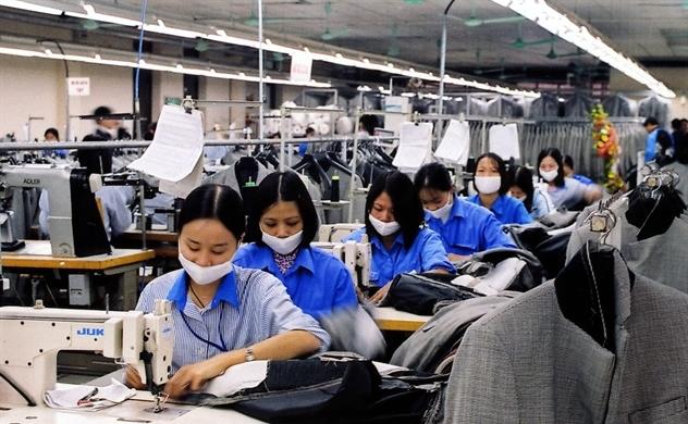 Điểm sáng trong ngành dệt may giai đoạn cuối năm