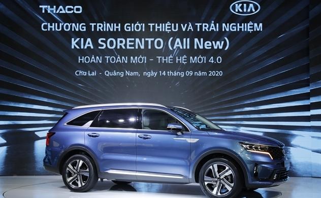Thaco giới thiệu KIA SORENTO