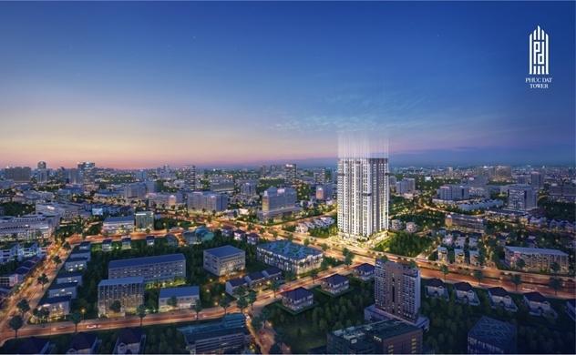Tiêu chuẩn vàng cho cuộc sống hạng sang tại Phuc Dat Tower