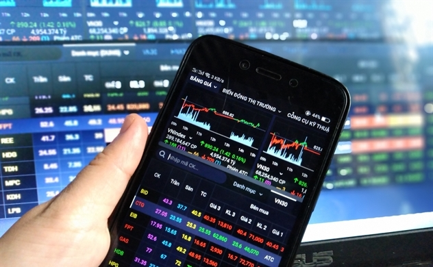 Thị trường chứng khoán: Tích lũy để bứt phá