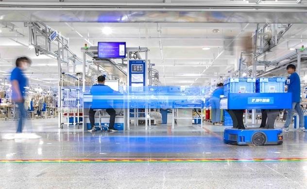 Alibaba hé lộ nhà máy sản xuất kỹ thuật số mới