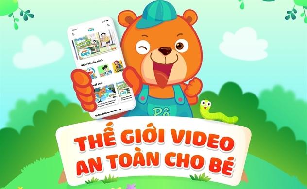 Nội dung dành cho trẻ em phát triển mạnh, Việt Nam đang là