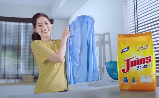 """Masan """"chào sân"""" thị trường chăm sóc cá nhân và gia đình bằng bột giặt thế hệ mới"""
