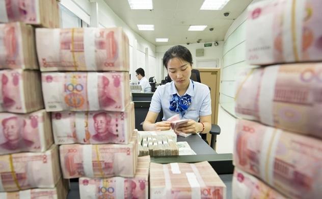 Nhân dân tệ của Trung Quốc tăng giá mạnh so với đồng USD