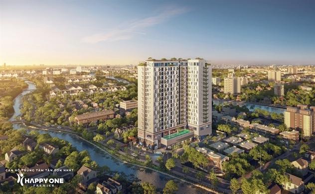Nhận diện dòng căn hộ 4.0 đầu tiên tại trung tâm Tân Sơn Nhất