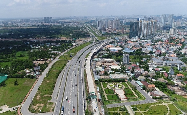 Ho Chi Minh City metro work gives massive boost to nearby house prices