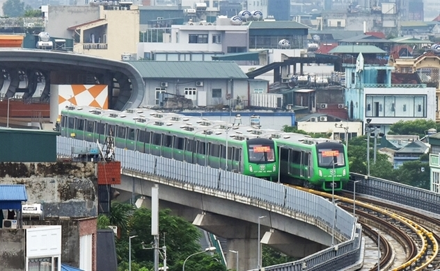 Hanoi proposes to build $2.8bln metro line