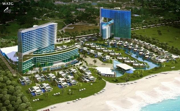 Công ty riêng của Chủ tịch Đặng Thành Tâm muốn mua 10 triệu cổ phiếu KBC