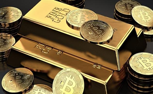 Tiền điện tử đang
