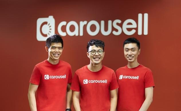 Carousell được Naver rót vốn 80 triệu USD thúc đẩy tăng trưởng
